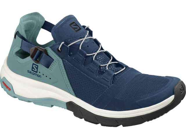Salomon Techamphibian 4 Zapatillas Mujer, hydro./nile blue/poseidon